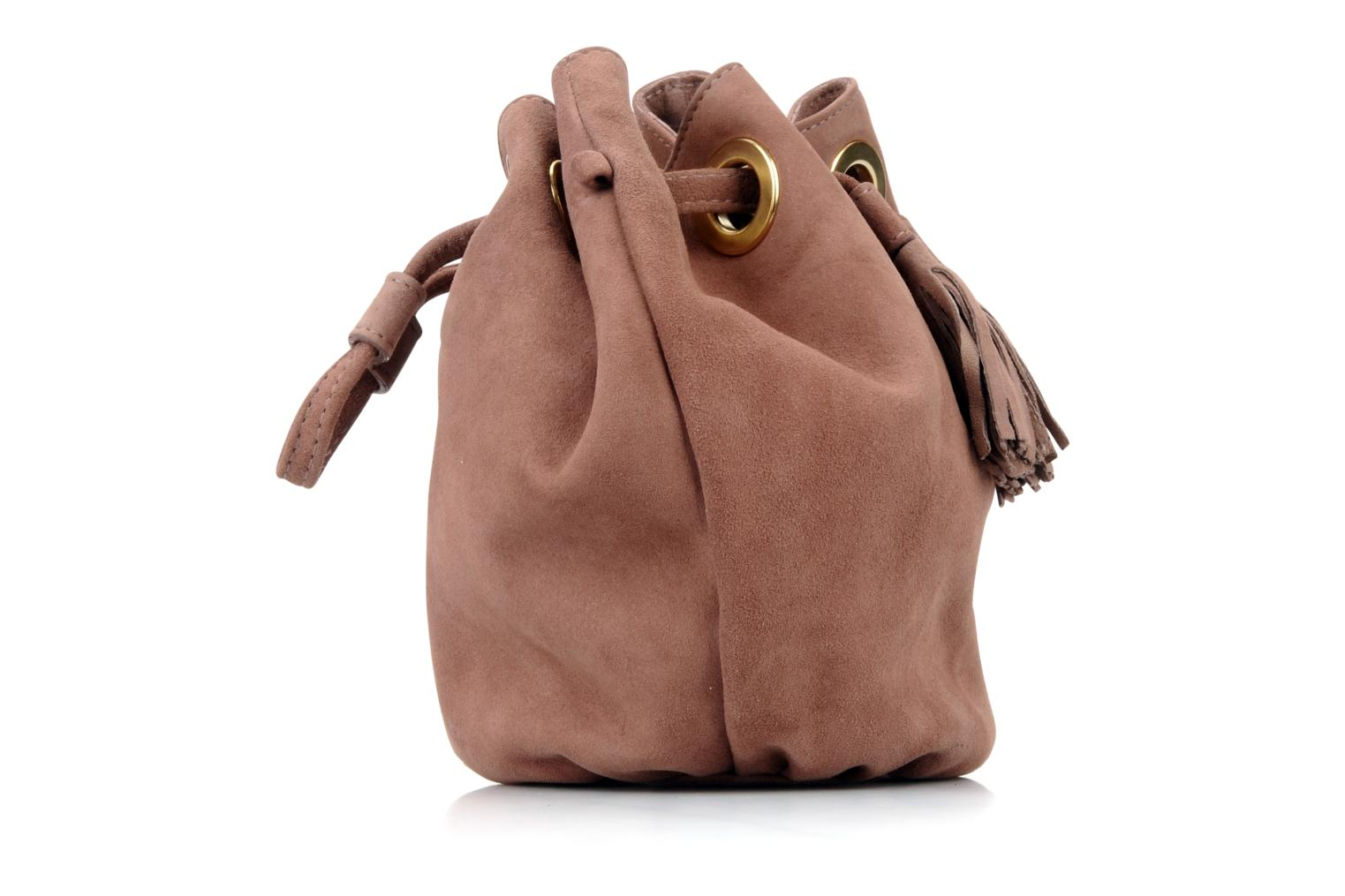 Handbags Unisa Zclavel Pink view from the right