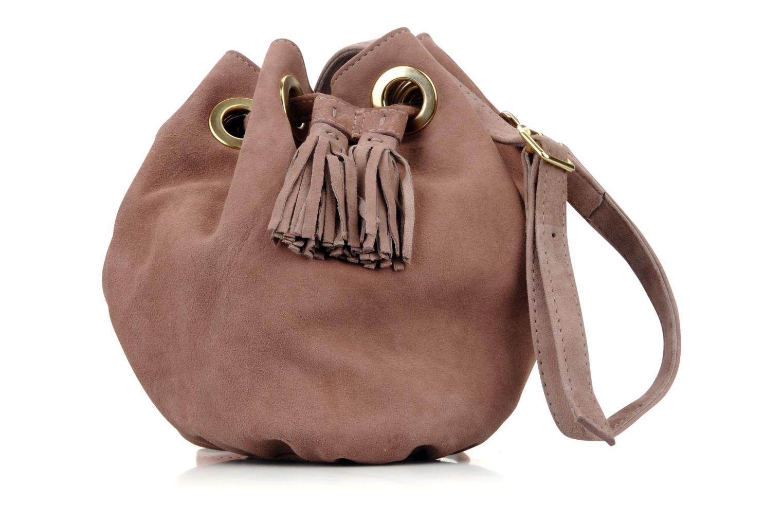 Handbags Unisa Zclavel Pink detailed view/ Pair view