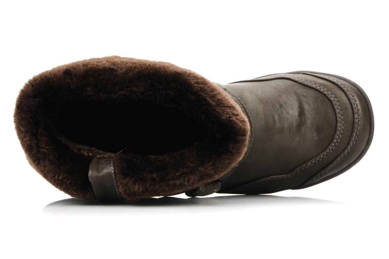 Stivaletti e tronchetti Mustang shoes Kevia Marrone immagine sinistra