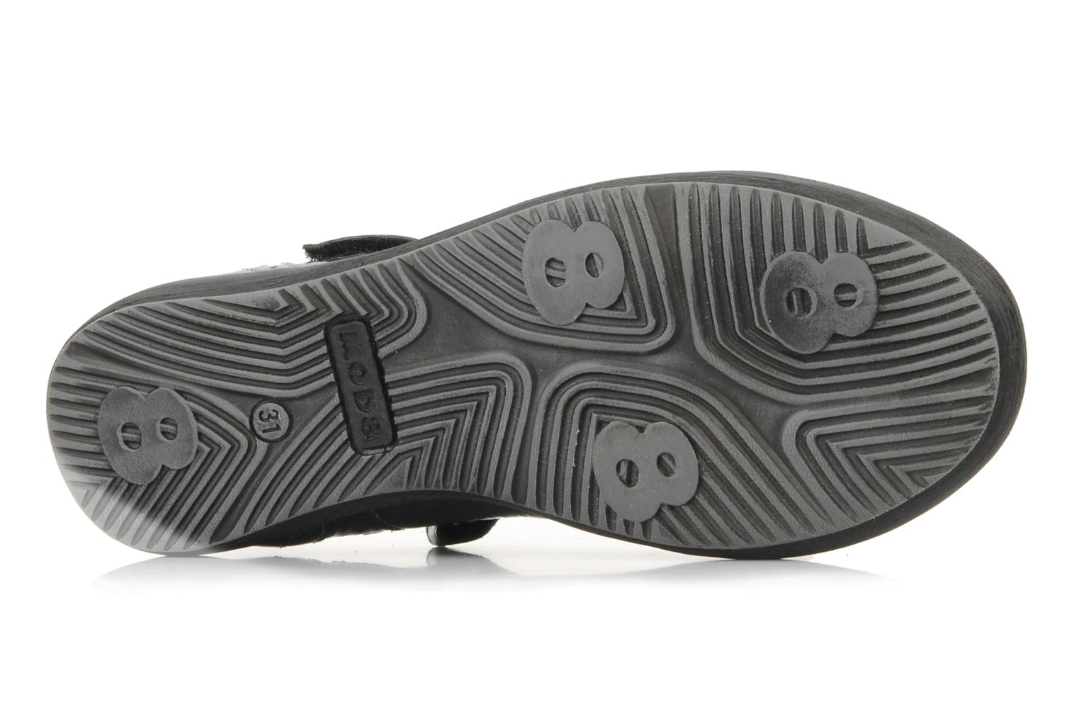 Ballet pumps Mod8 Frisa Grey view from above