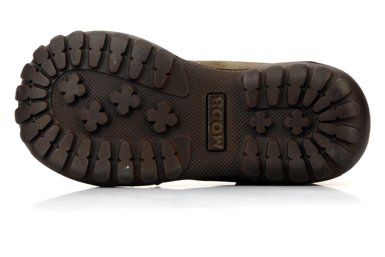 Bottines et boots Mod8 Garcia Marron vue haut