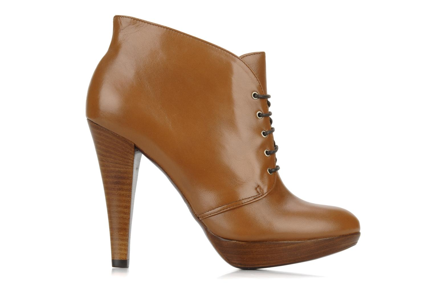 Ankle boots Geox Donna keira c Brown back view