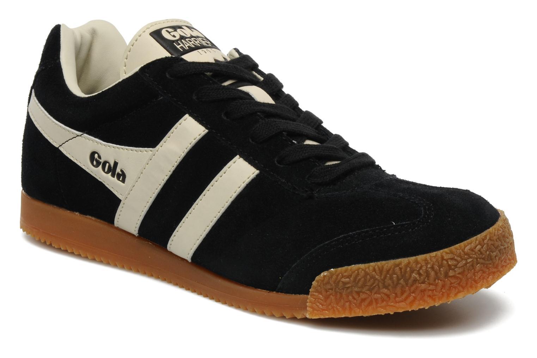 Sneakers Gola Harrier m Zwart detail