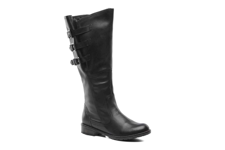 Stiefel Remonte Lamm R3370 schwarz detaillierte ansicht/modell