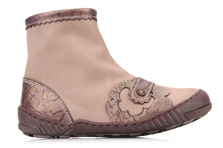 Boots en enkellaarsjes Little Mary Indienne Roze achterkant