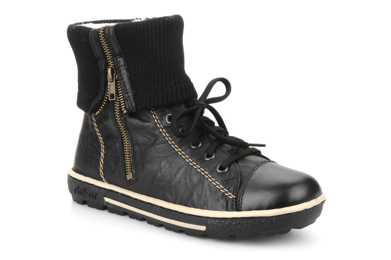 Sneakers Rieker Hulla Z8760 Zwart detail