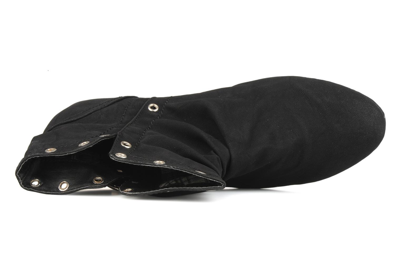 Bottines et boots Latinas Boucli Noir vue gauche