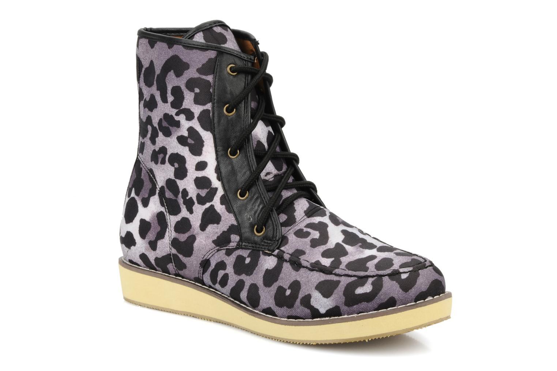 Ankelstøvler Friis & company Beinta Multi detaljeret billede af skoene
