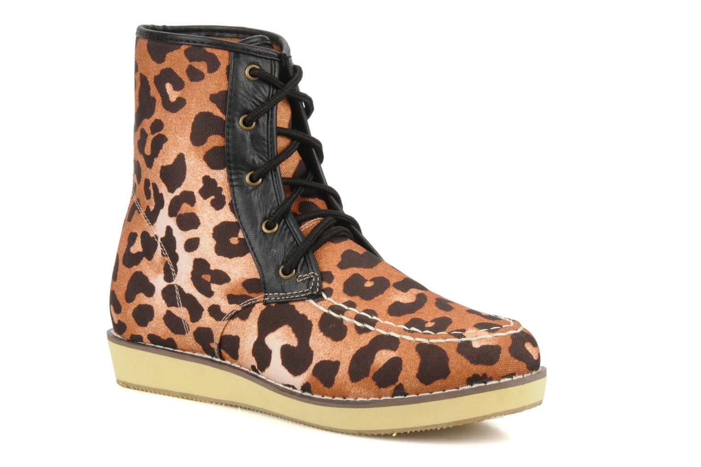 Boots en enkellaarsjes Friis & company Beinta Bruin detail