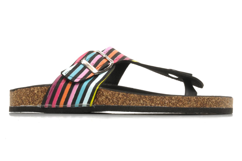 Slippers Little Marcel Clima Multicolor achterkant