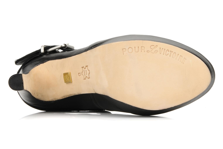 Stiefeletten & Boots Pour La Victoire Amael schwarz ansicht von oben