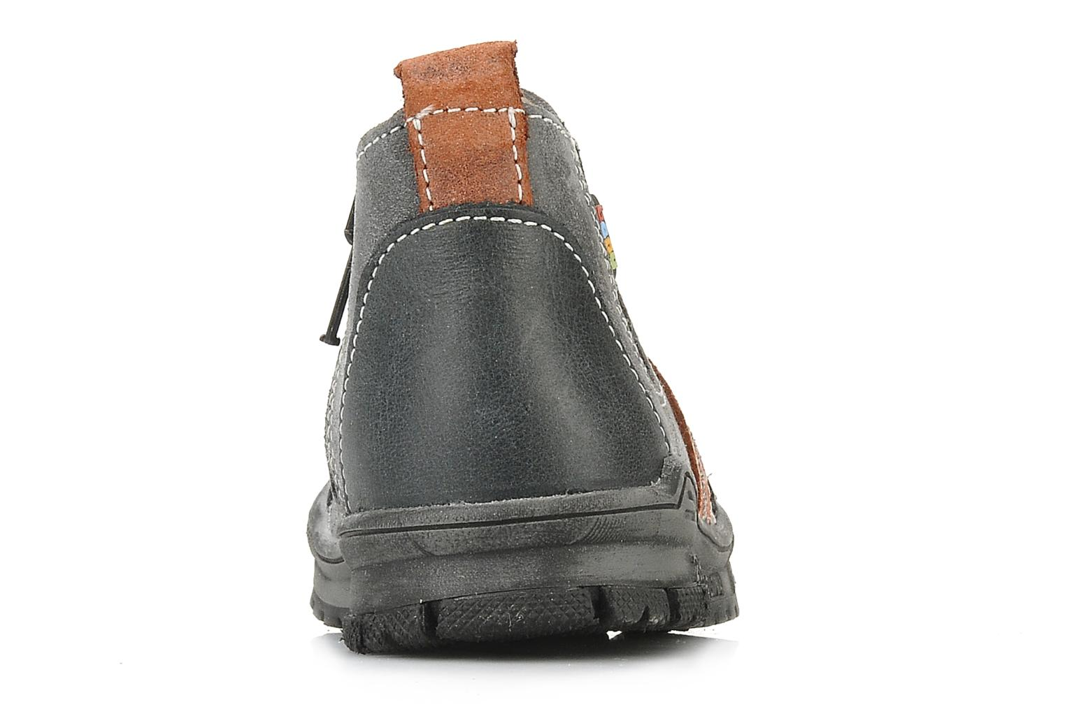 Ankle boots Bopy Beta Black view from the right