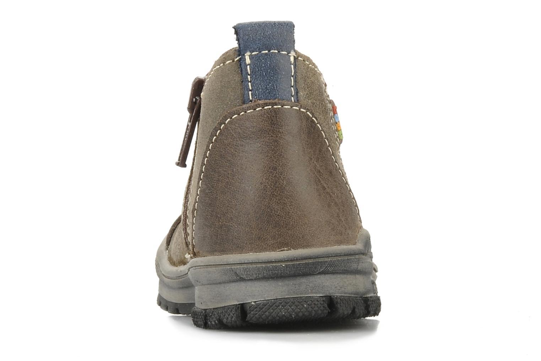 Bottines et boots Bopy Beta Marron vue droite