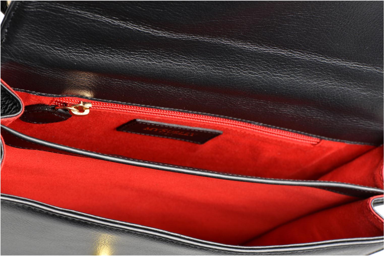 Handtaschen MySuelly Louise Emma schwarz ansicht von hinten