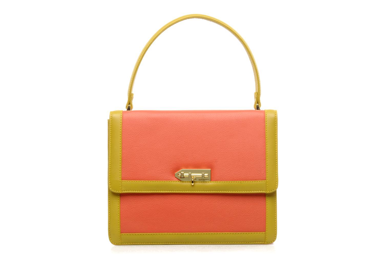 Handväskor MySuelly Louise Emma Orange detaljerad bild på paret