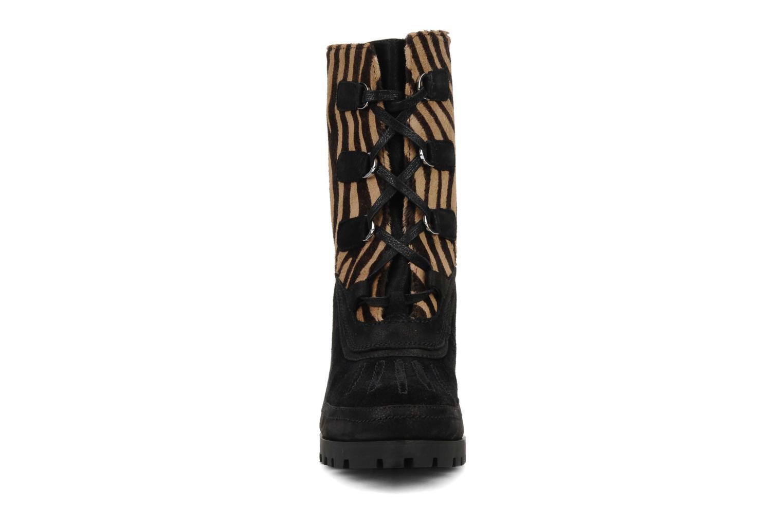 Boots en enkellaarsjes Kesslord Norfolk Zwart model