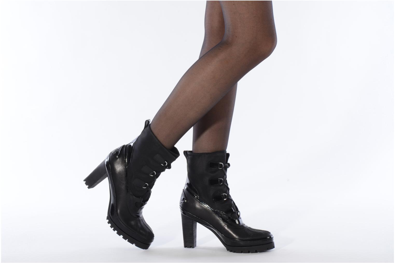 Boots en enkellaarsjes Kesslord Norfolk Zwart onder