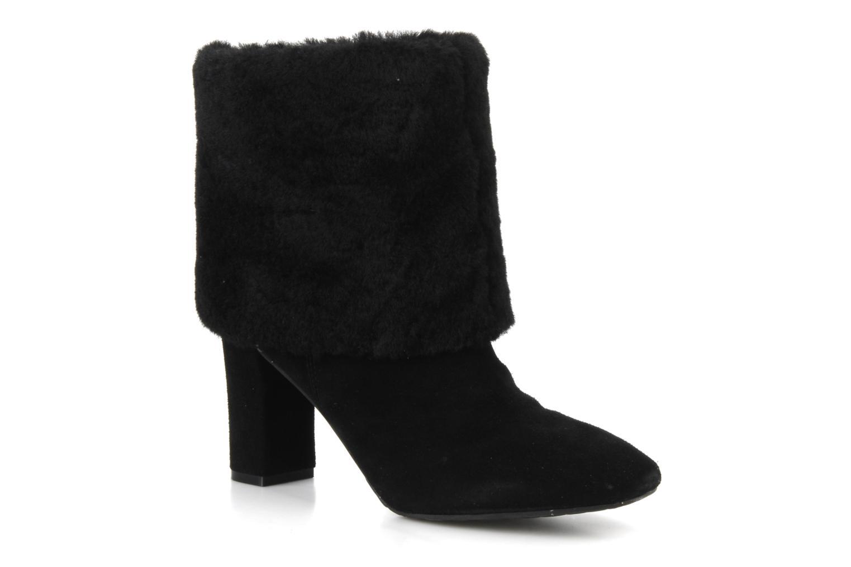 Boots en enkellaarsjes Rockport Helena cuffed bootie Zwart detail
