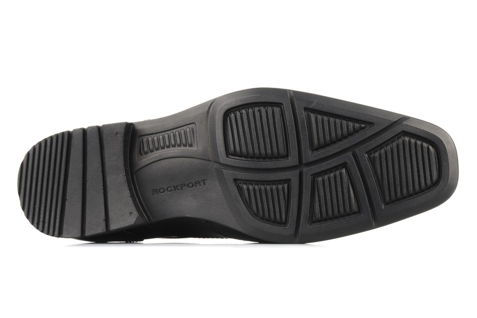 Lace-up shoes Rockport Hillandale Black view from above