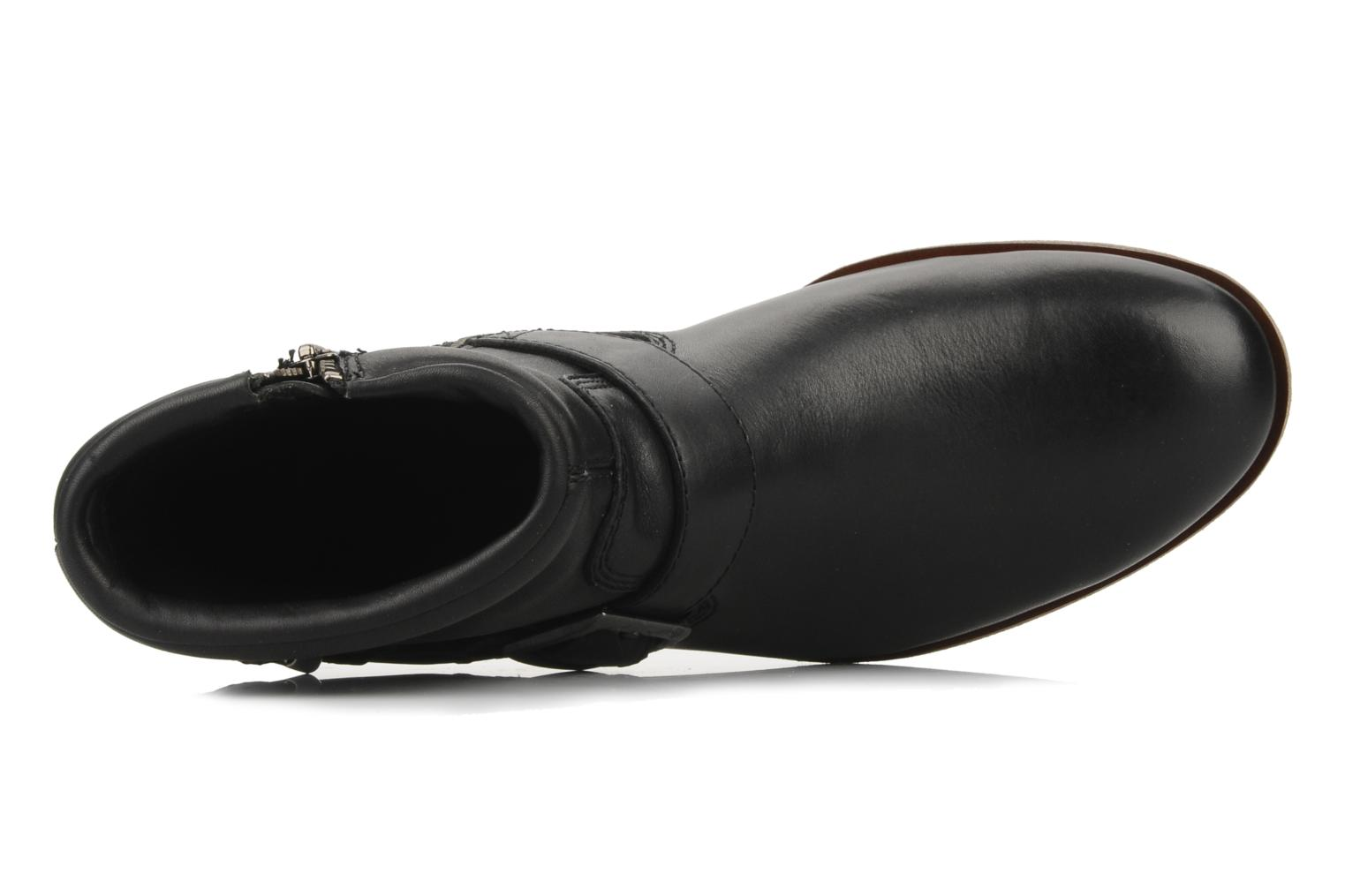 Ankle boots Rockport D2n side zip Black view from the left