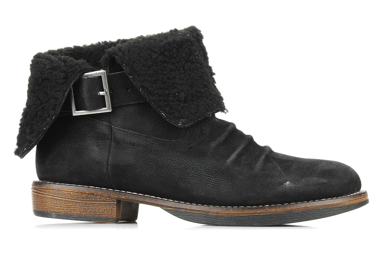 Boots en enkellaarsjes Kelsi Dagger Jaxen Zwart achterkant