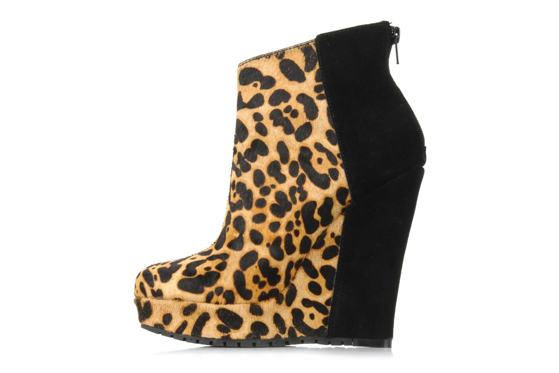 Boots en enkellaarsjes Kelsi Dagger Huette Multicolor voorkant