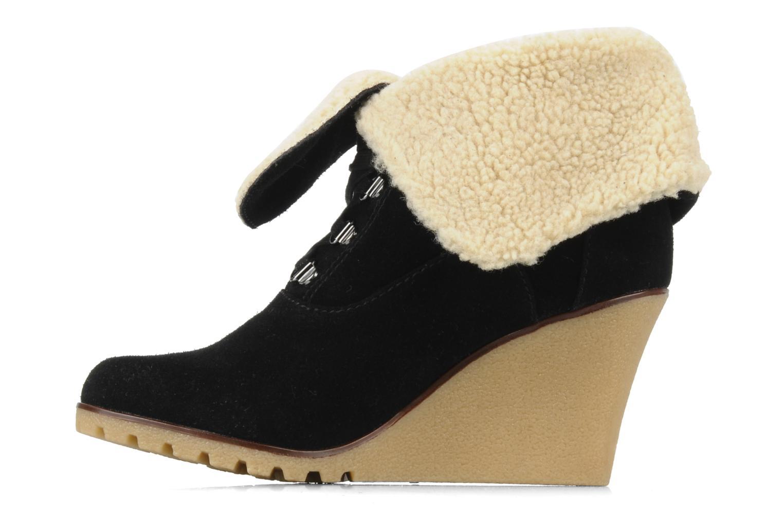 Stiefeletten & Boots Kelsi Dagger Francille schwarz ansicht von vorne