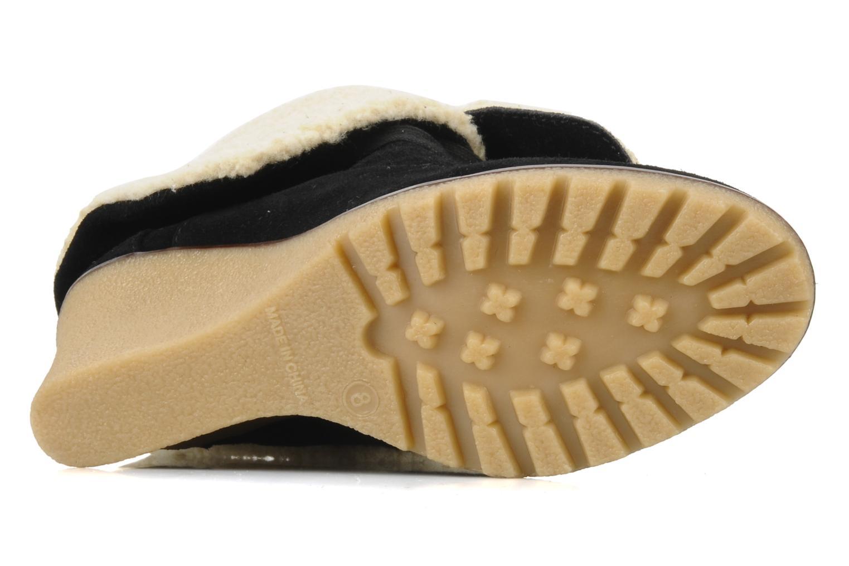 Stiefeletten & Boots Kelsi Dagger Francille schwarz ansicht von oben