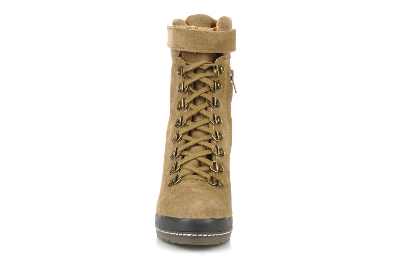 Boots en enkellaarsjes Kelsi Dagger Rane Beige model
