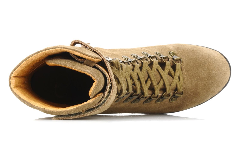 Boots en enkellaarsjes Kelsi Dagger Rane Beige links