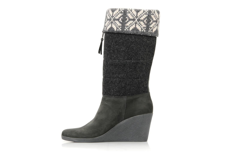 Stiefeletten & Boots No Name Choko ski bottes grau ansicht von vorne