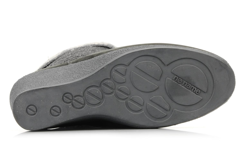 Stiefeletten & Boots No Name Choko ski bottes grau ansicht von oben