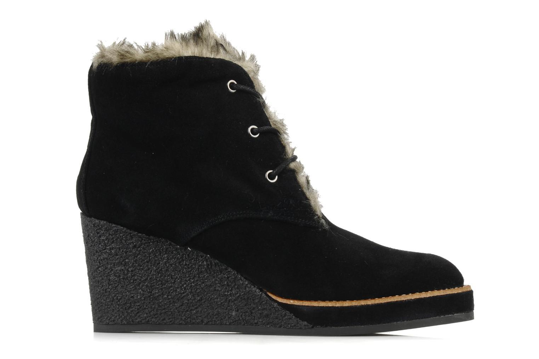 Bottines et boots No Name New aki crepe desert botte Noir vue derrière