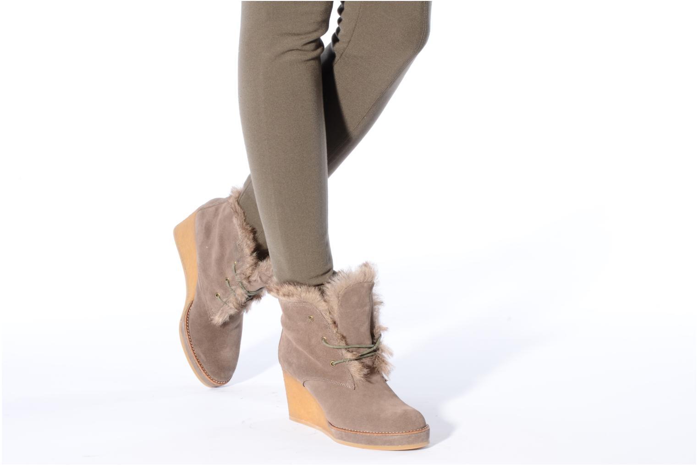 Boots No Name New aki crepe desert botte Beige bild från under