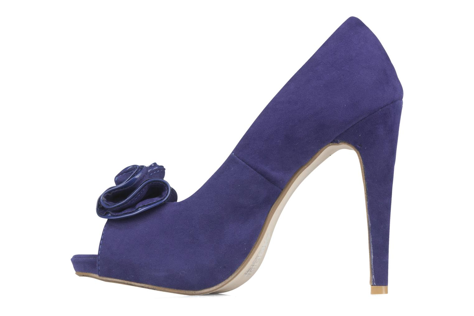 Pumps Spot On Pipo Blauw voorkant