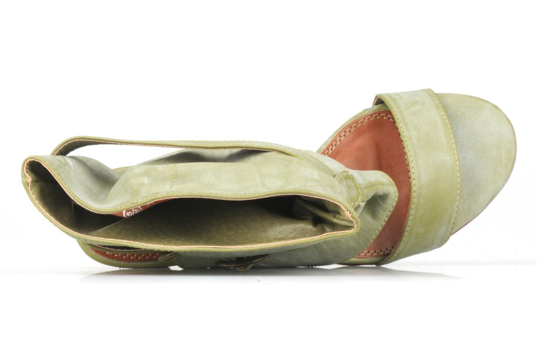 Sandalen Spot On Marila Groen links