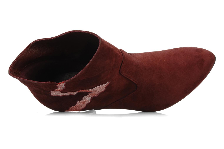 Bottines et boots Patricia Blanchet Jessica Bordeaux vue gauche