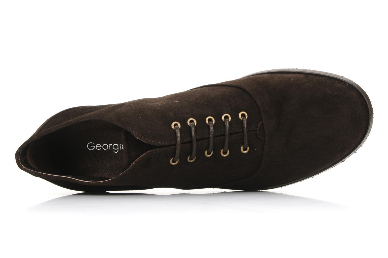 Stiefeletten & Boots Georgia Rose Nonou braun ansicht von links