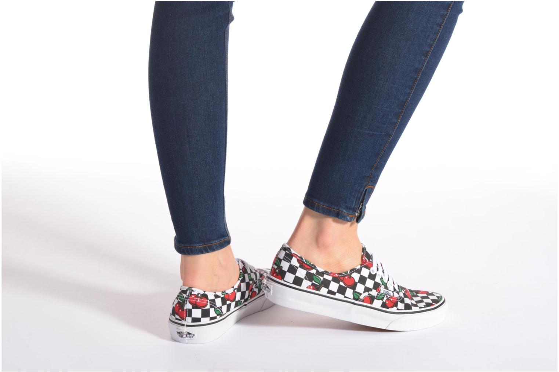 Sneakers Vans Authentic E Blauw onder