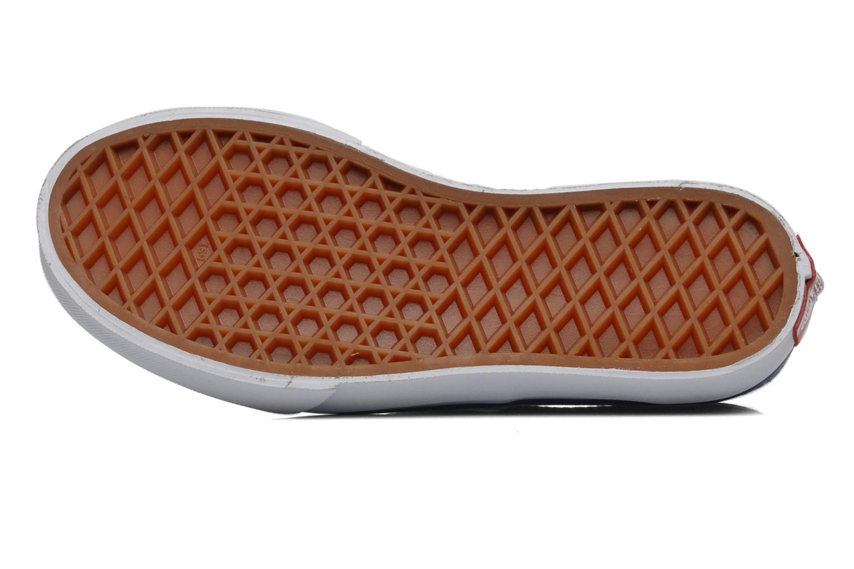 Sneakers Vans Authentic E Blauw boven