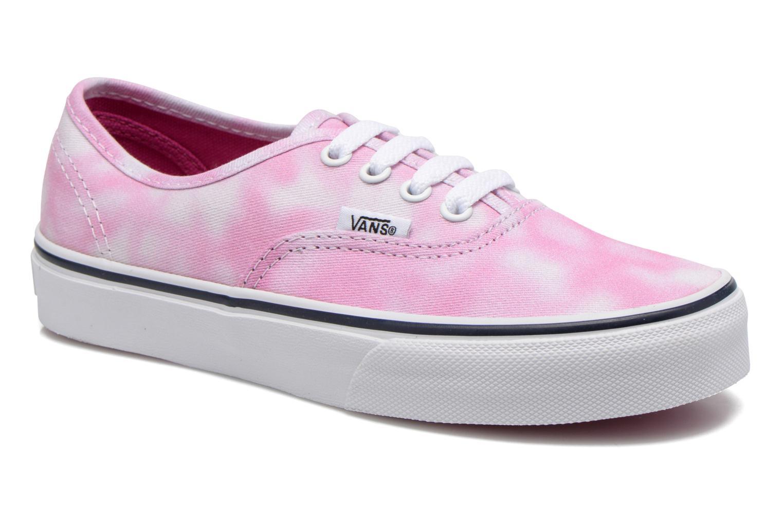 Sneaker Vans Authentic E rosa detaillierte ansicht/modell