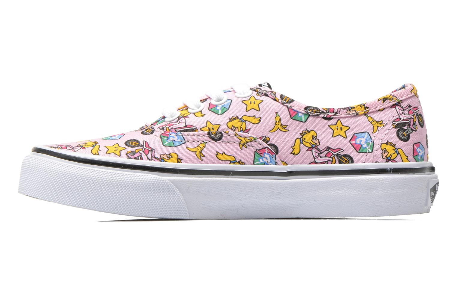 Baskets Vans Authentic E Rose vue face