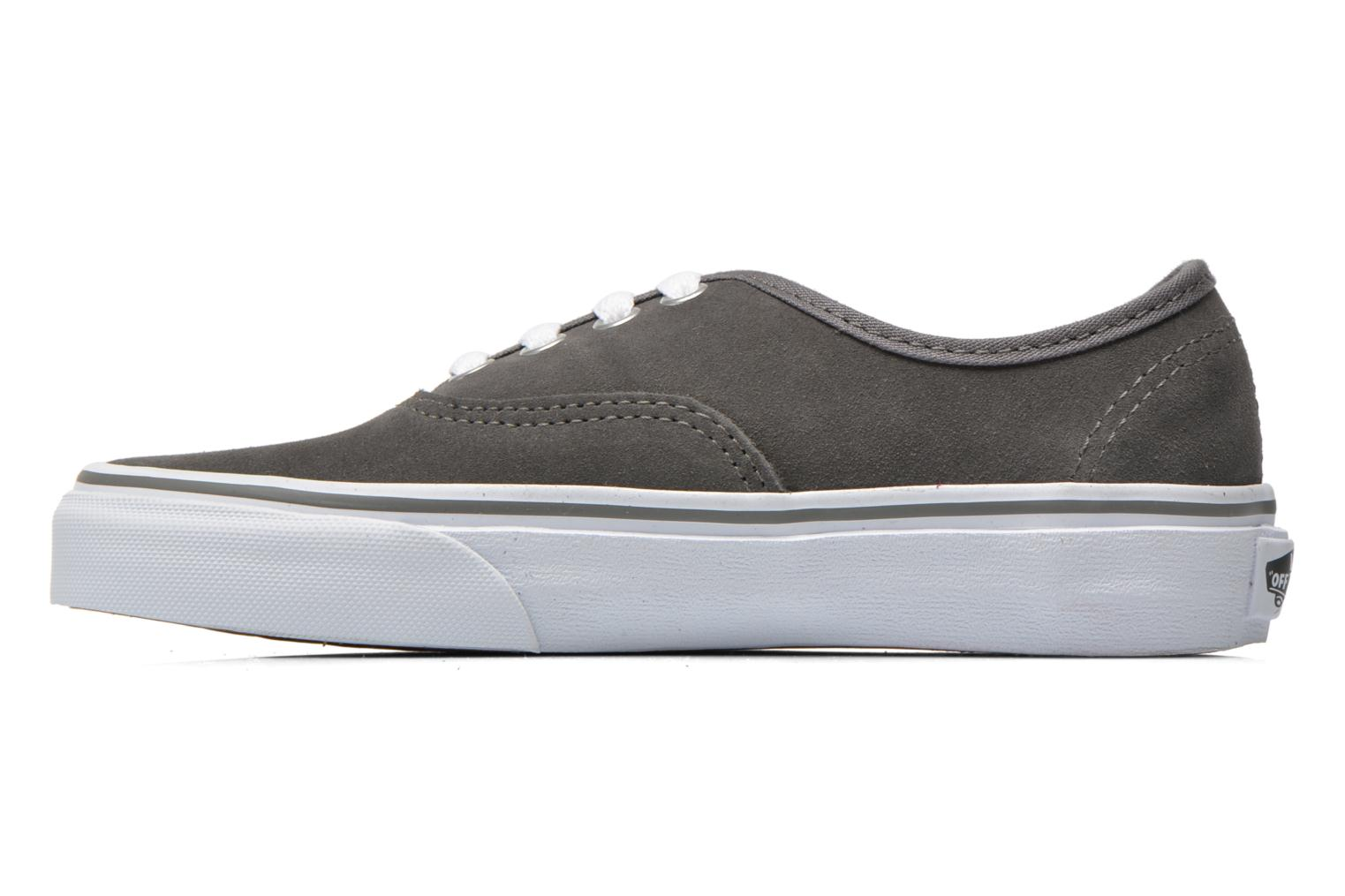 Authentic E SuedePwtr/Trw Grey