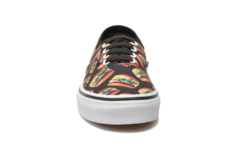 Sneakers Vans Authentic E Zwart model