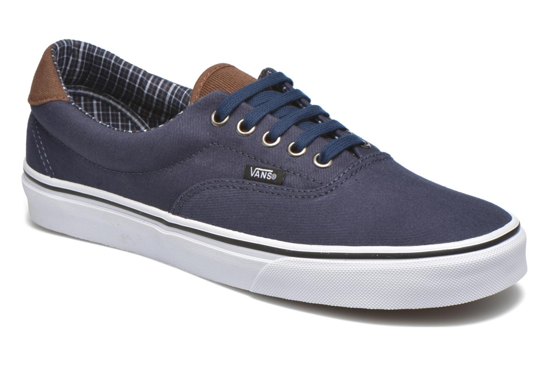 Baskets Vans Era 59 Bleu vue détail/paire