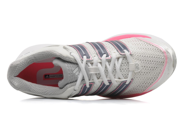 Chaussures de sport Adidas Performance Response cushion 20 w Blanc vue gauche