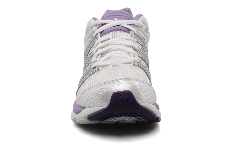Sport shoes Adidas Performance Response cushion 20 w White model view
