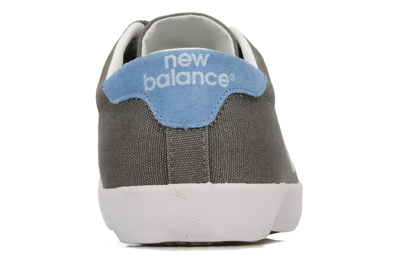 Sneaker New Balance V45 grau ansicht von rechts
