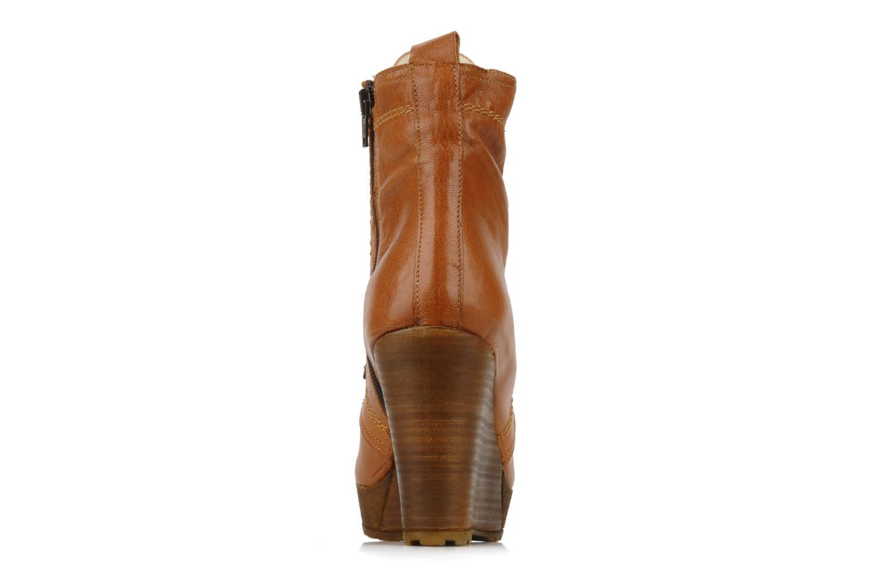 Bottines et boots Carvela Sasha Marron vue droite