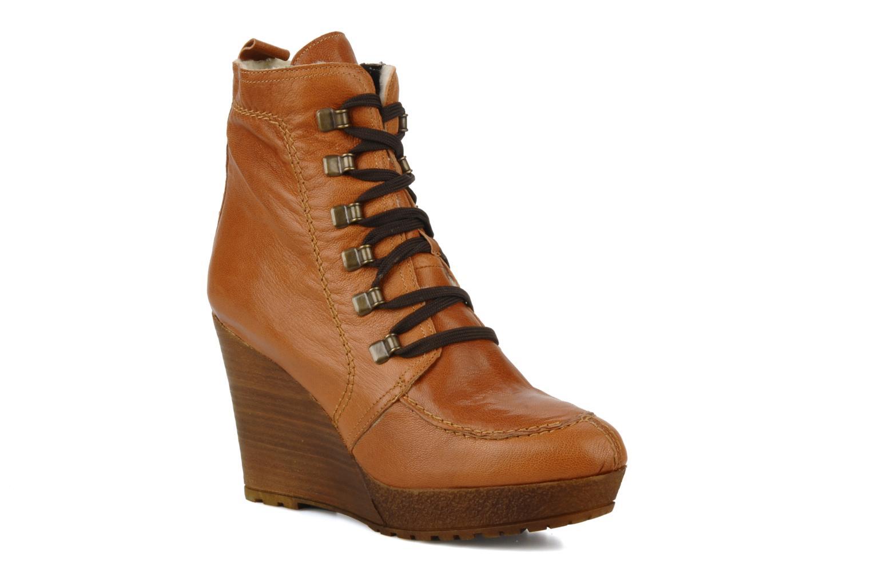 Bottines et boots Carvela Sasha Marron vue détail/paire